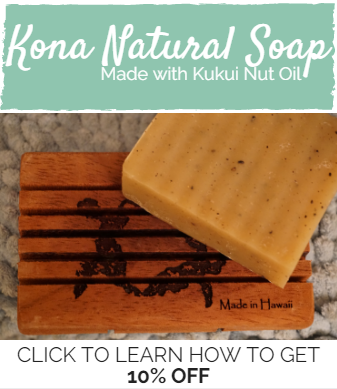 Kona Natural Soap Company in Hawaii